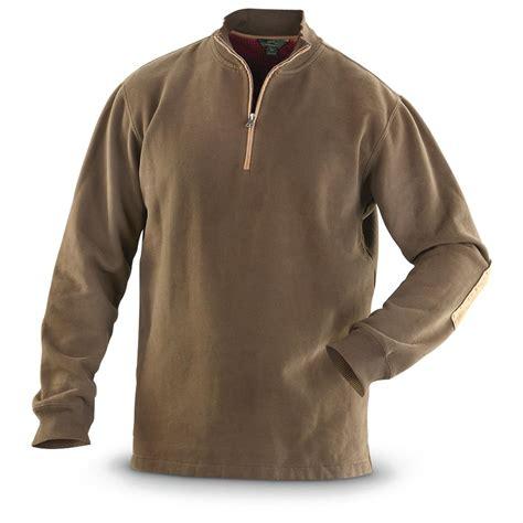 mens half zip sweater woolrich 39 s boysen half zip sweater 592953