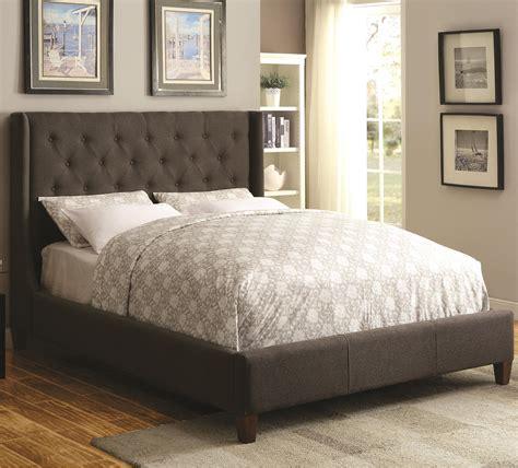 Coaster Upholstered Beds 300453ke Upholstered King Bed