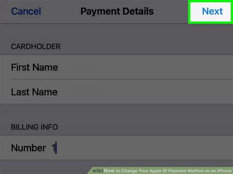 how to change apple id on iphone 5 how to change your apple id payment method on an iphone
