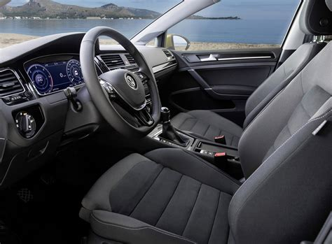 Interni Nuova Golf La Nuova Volkswagen Golf Tgi A Metano