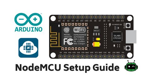 getting started with nodemcu esp8266 using arduino ide