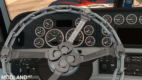 harvens chain steering wheel  mod  ets