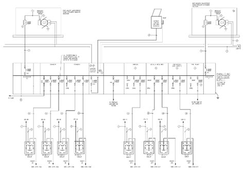 Single Line Diagram by Exle One Line Or Single Line Diagram