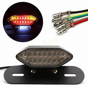 Aliexpress Com   Buy Motorcycle Tail Lights Integrated Led