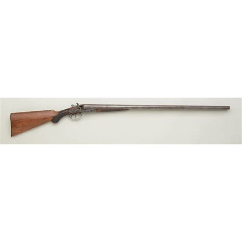 Bonehill Exposed Hammers Sxs Shotgun The Belmont Gun