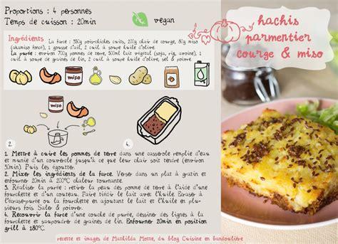 recherche de recettes de cuisine hachis parmentier au miso courge cuisine en bandoulière
