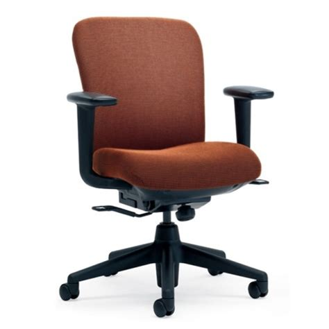 haworth mid back look chair z831 1442