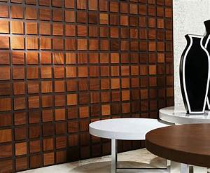 Wood Wall Panels for Inspirational Space - InteriorZine