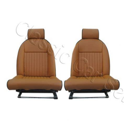 siege triumph spitfire ensemble 2 garnitures de sièges av triumph spit mk4