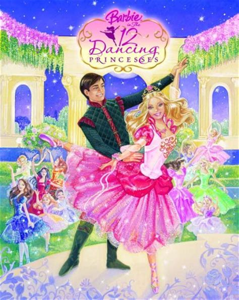 barbie    dancing princess picture book  mary