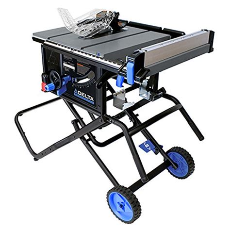 delta 6000 table saw delta power tools 36 6020 10 quot portable table saw with