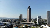 The MesseTurm will be renovated from April 2019 - SKYLINE ...