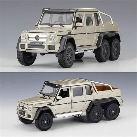 Search 25 listings to find the best deals. 1:24 Gold Mercedes-Benz G63 AMG 6X6 Model Cars Vehicles Toys Collection by WELLY | eBay