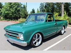 1968 Chevy C10 SWB Pickup