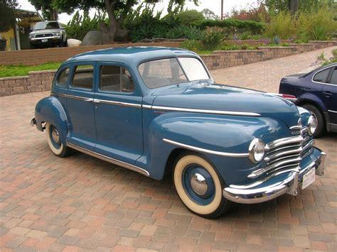 1946 Plymouth Deluxe 4 Door Sedan157432