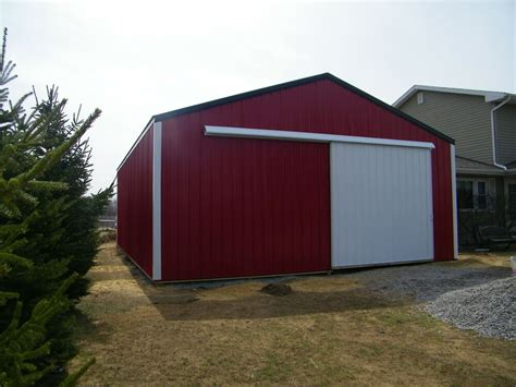 Barn Kits by Pole Barn Package 30x40x10 Kit Garage Post Frame Plans