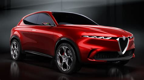 alfa romeo tonale concept phev points to second smaller