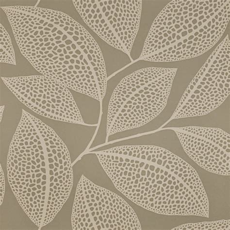 pebble leaf cream wallpaper grey wallpaper wallpaper