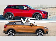 Mazda CX3 vs Audi Q2 Road Test YouTube
