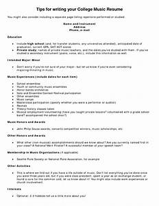how to write a music resume resume ideas With how to write a music resume