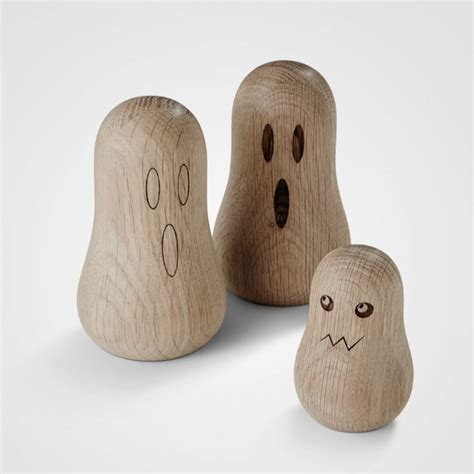 Figuren Aus Holz by Deko Figuren Ghosts Aus Holz Shop