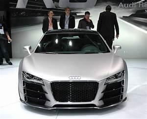 Audi R8 V12 TDI Concept | Killahbeez
