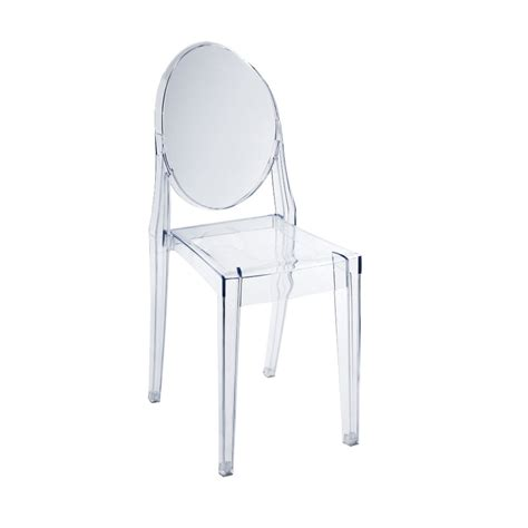 replica philippe starck ghost chair