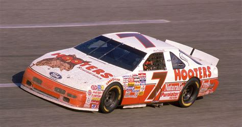 History Of The No. 7 In Nascar Through The Years