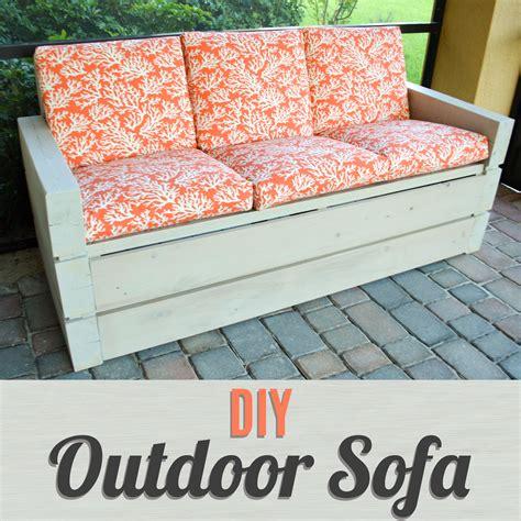 diy outdoor sofa outdoor sofa diy
