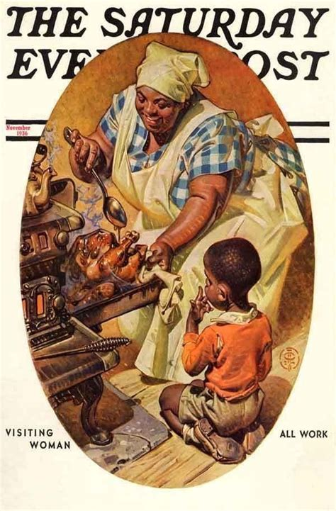 thanksgiving black americana family soulfood meal