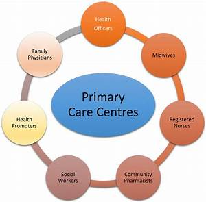 Conceptual Framework For The Primary Healthcare Team In