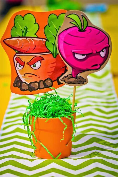 Plants Vs Zombies Birthday Decorations