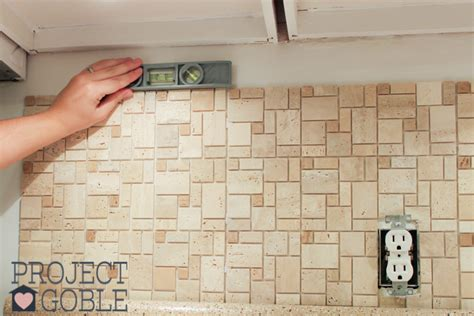 mosaic tile how to install a peel stick mosaic tile kitchen Instant