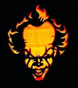 Scary, Clown, Pumpkin, Carving, Stencils, Spooky, Ideas, For, Kids, Adults, It