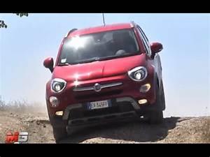 Fiat 500x 4x4 : new fiat 500x 2 0 mjet 140 cv at9 4x4 cross 2015 first off road test drive only sound youtube ~ Maxctalentgroup.com Avis de Voitures