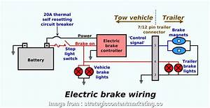 Brake Force Trailer Brake Controller Wiring Diagram Best