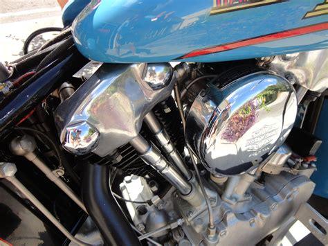 1937 Harley Davidson El Knucklehead Retro Engine G