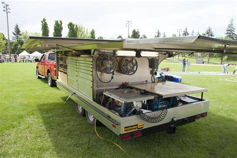 ron paulks winged tool trailer paulk woodworking