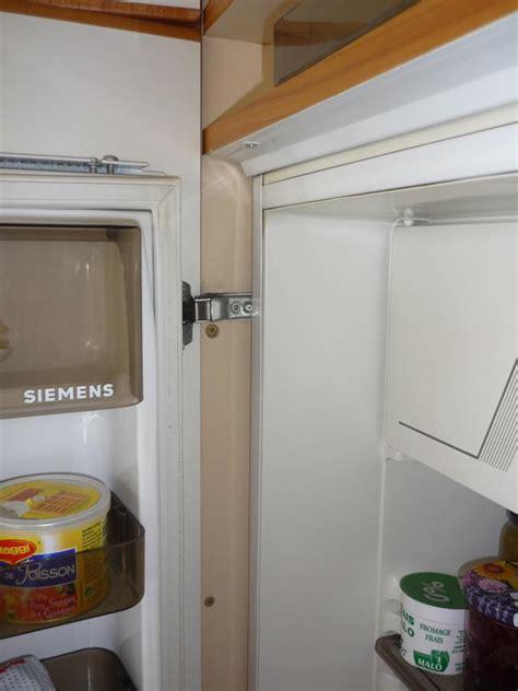 je recherche conseil pour un probleme de frigo encastrable