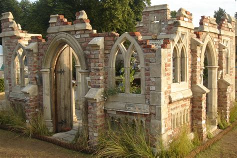 rhs hampton court palace flower show folly show garden