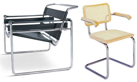 Breuer Chair Leather Popular 39 80s Furniture Pieces Designed In The 1920s Mirror80