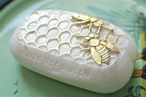 honey bee soap silicone mold queen mould plaster clay wax
