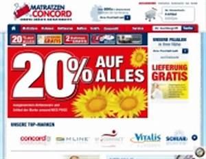 Concord Matratzen München : matratzen concord osnabr ck gartlage m bel ~ Markanthonyermac.com Haus und Dekorationen