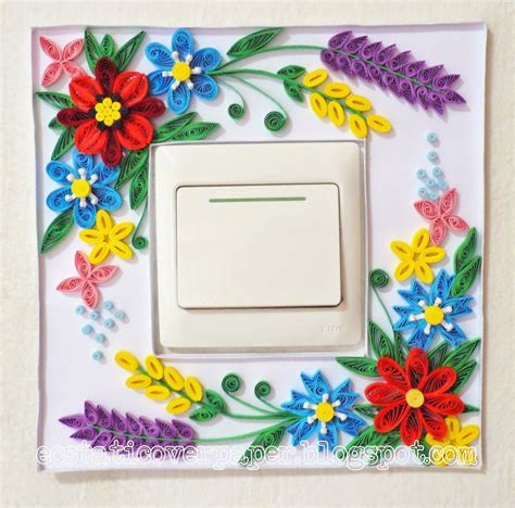 ecstatic  paper switch plate frame  images