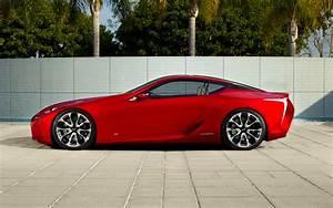 Lexus Lc Sport : lexus lf lc sports coupe concept new pictures ~ Gottalentnigeria.com Avis de Voitures
