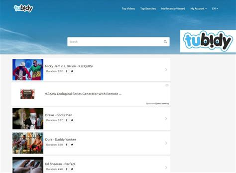 It helps you to search the latest videos and watch the latest high quality video. Audio Mobi Tubidy / Tubidy Mobi Website Screenshot Archive ...