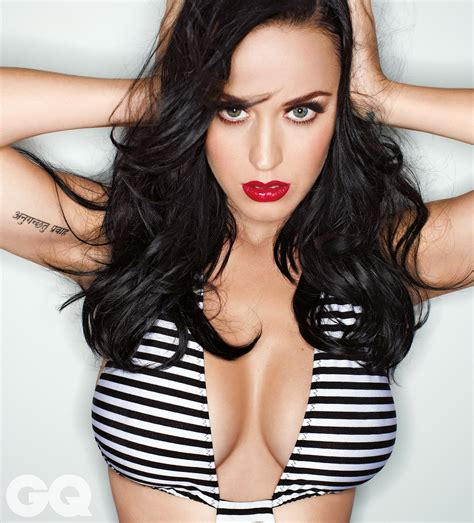 Katy Perry Worlds Most Followed Gq Women