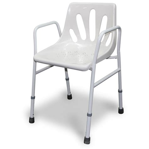 shower chair seat alum was ed1300