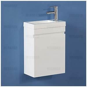 Gäste Wc Handwaschbecken : handwaschbecken f r g ste wc megabad ~ Markanthonyermac.com Haus und Dekorationen