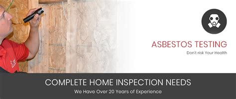 asbestos testing london ontario icon home inspections